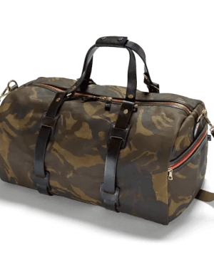 Croots Camouflage Range Duffle holdall, M, camouflage