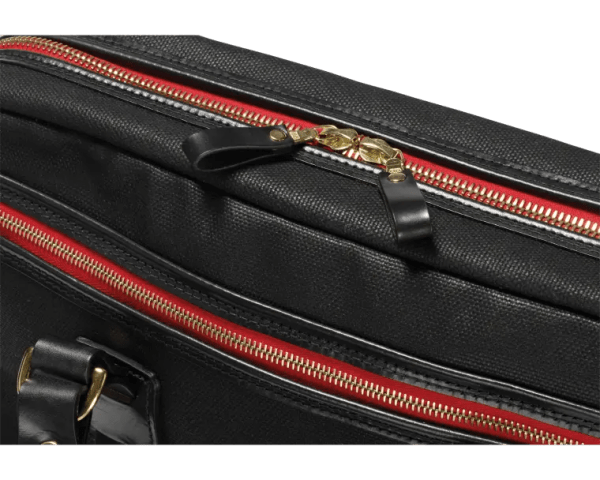 Croots Vintage Laptop Tasche Range, black 3
