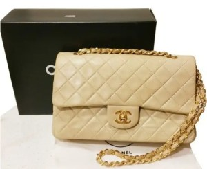Chanel-Classic Double Frontansicht