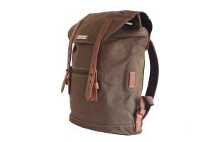 Nachhaltige Tasche Seitenansicht