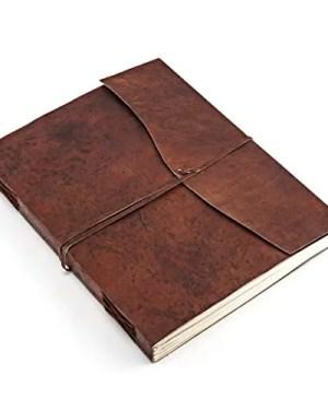 Tagebuch aus Leder – Vintage Look