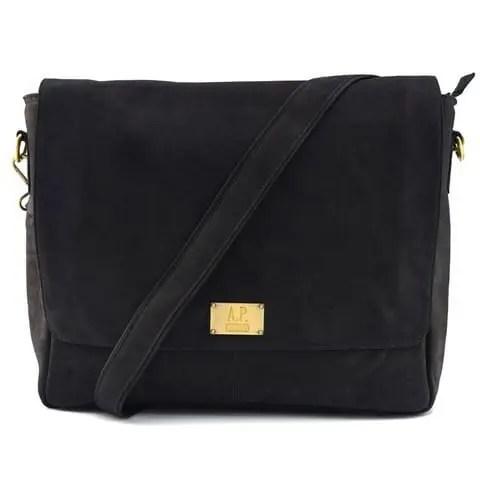 Schwarze Notebooktasche 15 Zoll