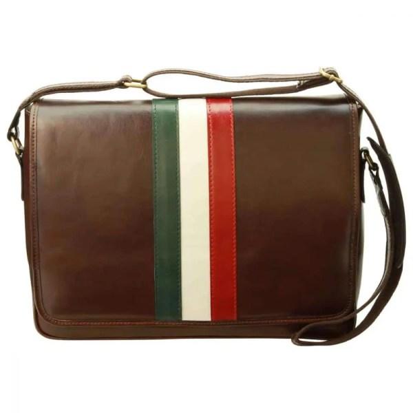 Front Messenger Italian Flag