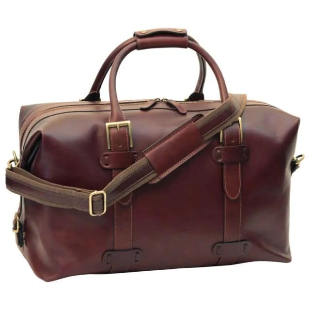 Weekender Tasche mit Gurt Elegant