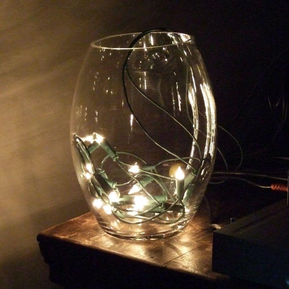 how to make circular fairy lights