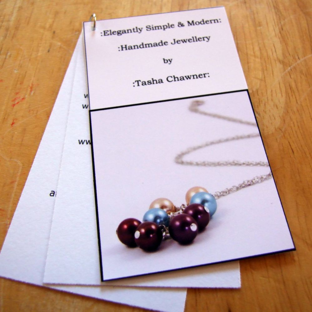 Make your own business cards tasha chawner make your own business cards magicingreecefo Images
