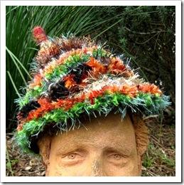 Autumnal Sprial Hat