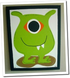 One Eyed Willie Canvas Art by WhatIsAGrit on Etsy