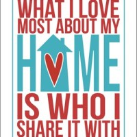 {pretty printables} What I Love Most About My Home