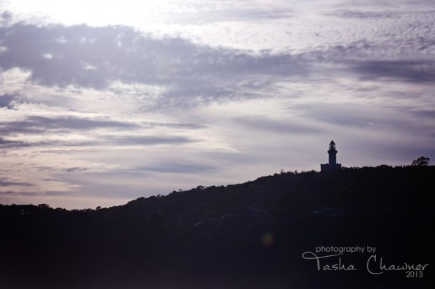 Byron Bay Lighthouse at Dawn
