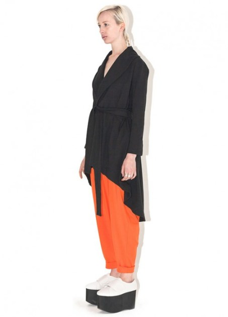 Could You Be Loved Coat by Kowtow