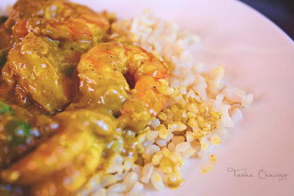 warming winter curry recipe