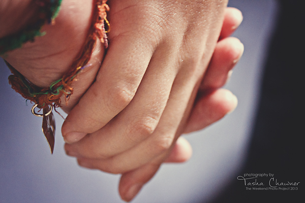The Weekend Photo Project: hands
