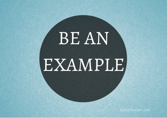 be-an-example