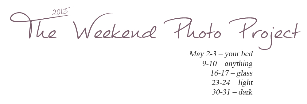 The Weekend Photo Project: May 2015