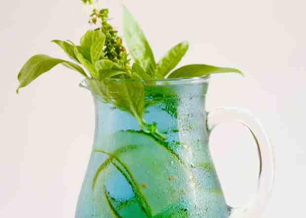 Blue Pea Flower Tea