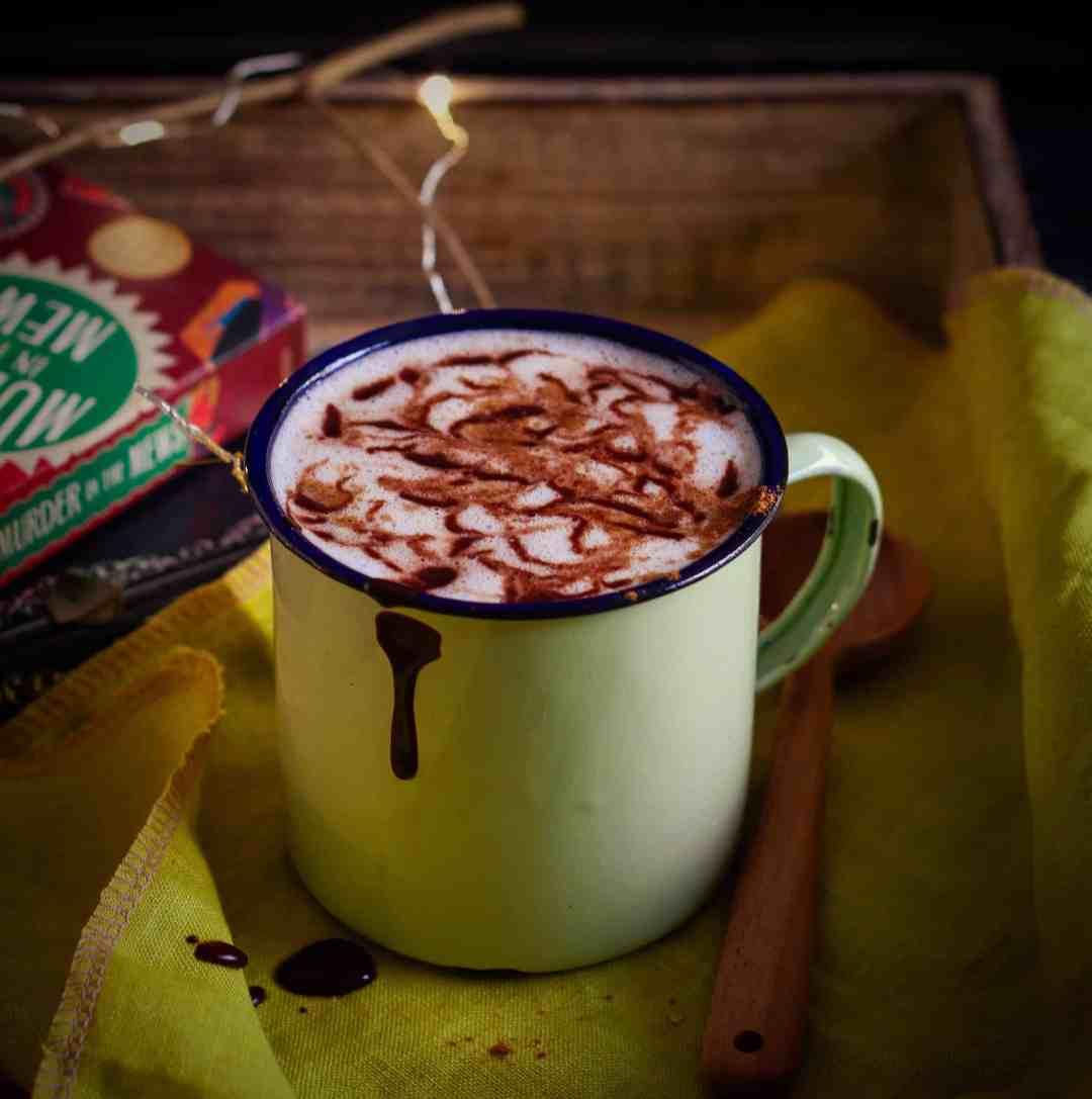 Vegan Oatmeal Latte breakfast, latte, coffee, oats, dairyfree, refined sugarfree, healthy