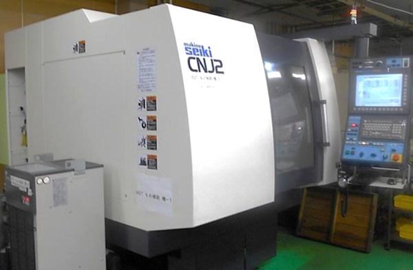 高精密CNC工具研削盤 牧野フライス精機製 CNJ2U-W