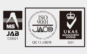 ISO-9001マーク