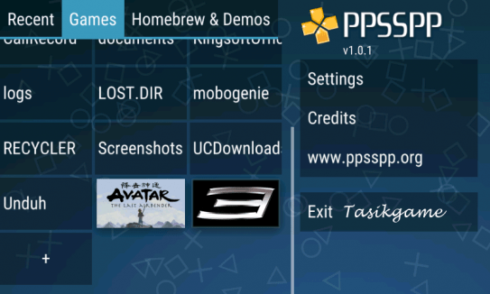 download emulator ppsspp gold terbaru gratis pc