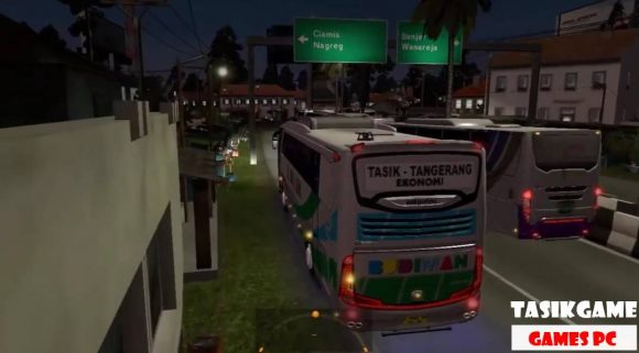 Download Bus Simulator Indonesia PC (UKTS + MOD) Terbaru
