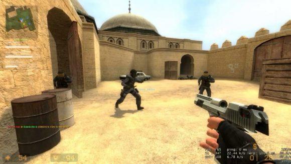 Counter Strike Source PC Game Full Version Free Download