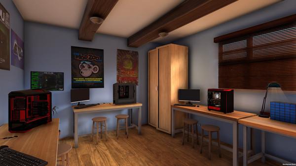 PC Building Simulator Pc Game Free Download