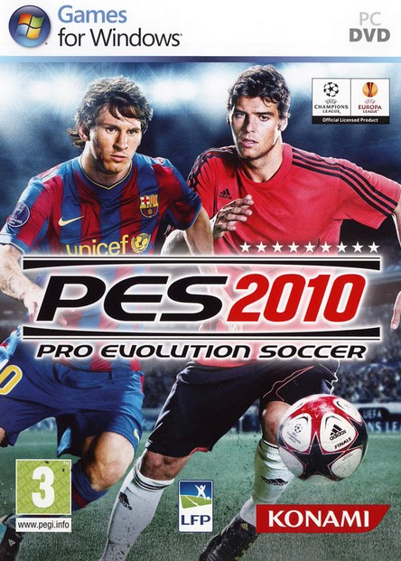 Download PES 2010 (Pro Evolution Soccer) Full Version