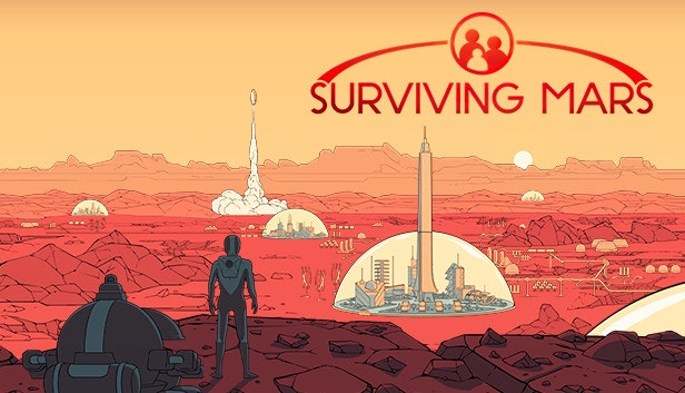 Surviving Mars PC Game Free Download