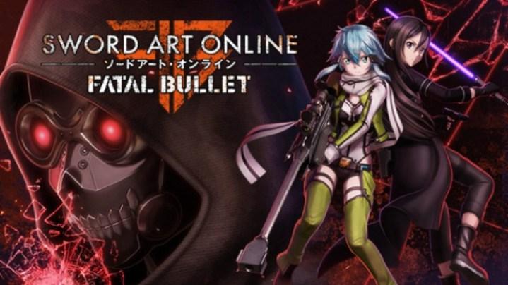 Sword Art Online Fatal Bullet PC Game Free Download