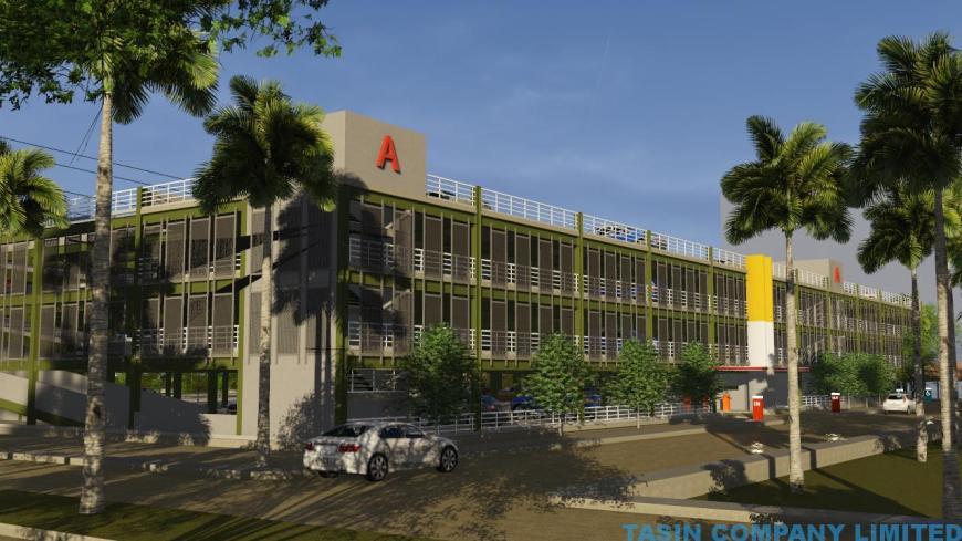 Car park Building
