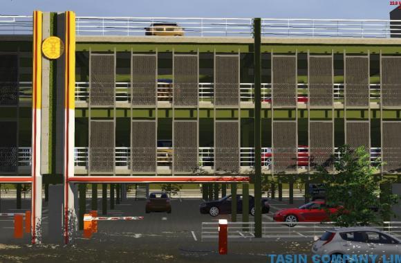 TU Carpark 3D 04