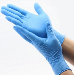 Nitrile Poeder Free Glove