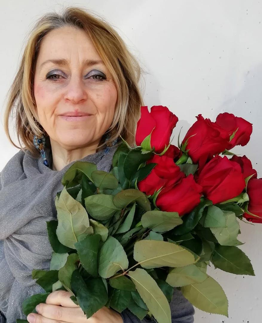 El Cartel Floreal - Marika Sacchetti