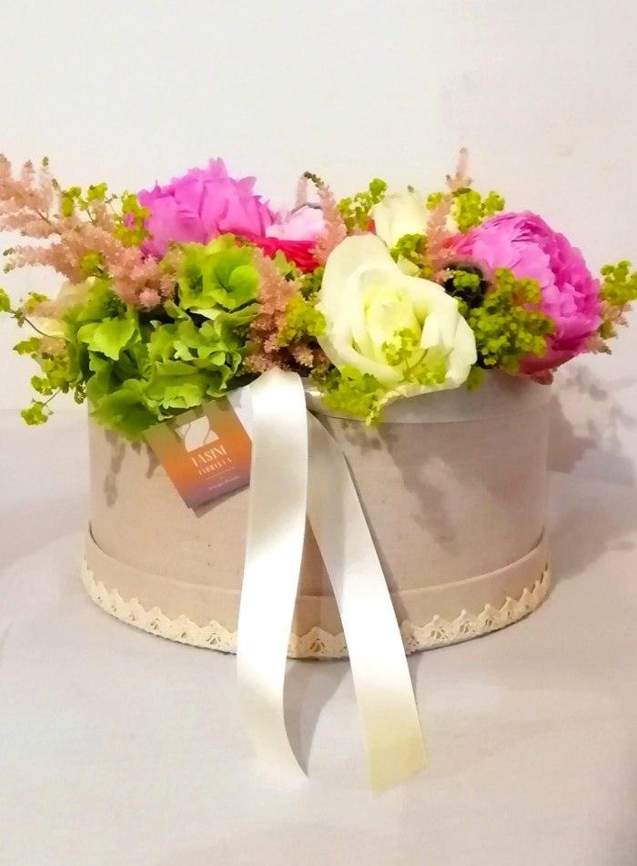 Tasini Fiorista - shop - flowerbox maxi