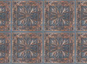 Lincoln Bluish Copper Tavan Kaplama Paneli