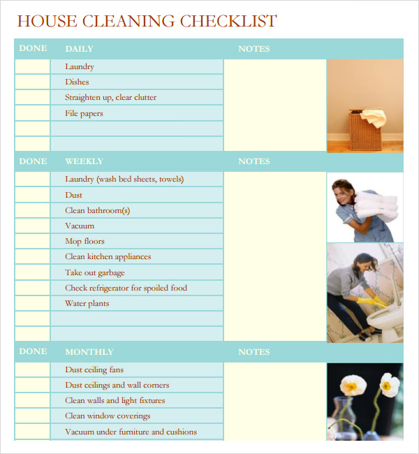 Service Flyers Cleaning