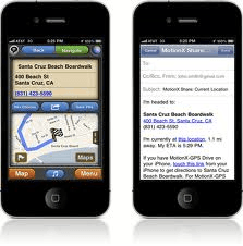 gps directions mobile app