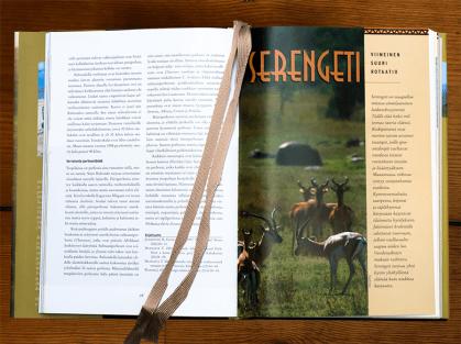 Serengeti-osion avausaukeama