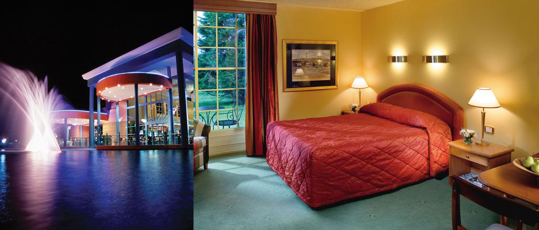 Launceston - Country Club Tasmania - Deluxe Room