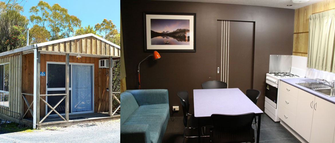 Cradle Mountain - Discovery Park - Superior Cabin
