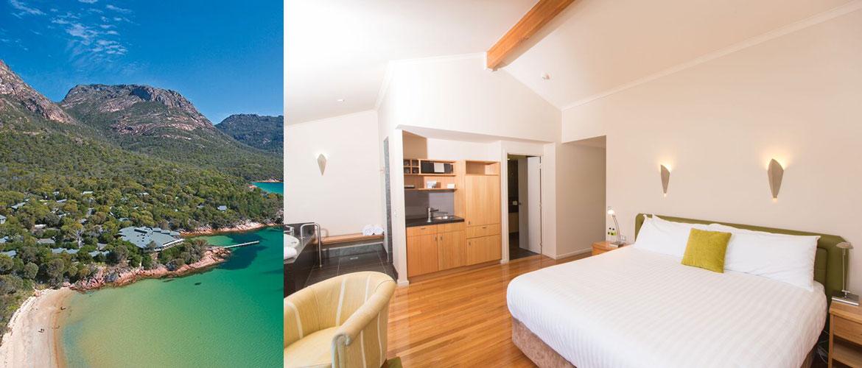 Coles Bay - Freycinet Lodge - Premier Spa Cabin
