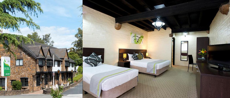 Launceston - Penny Royal Hotel - Twin Room