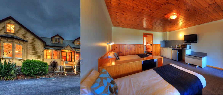 Stanley - Stanley Seaview Inn - Seaview Family Room