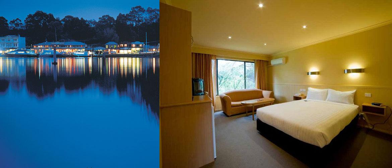 Strahan - Strahan Village - Hilltop Standard Room