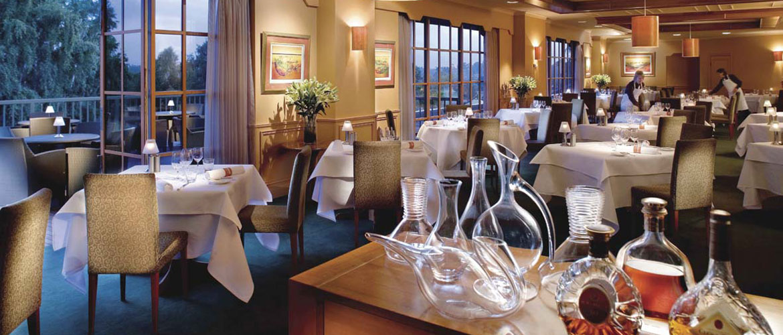 Award Winning Terrace Restaurant