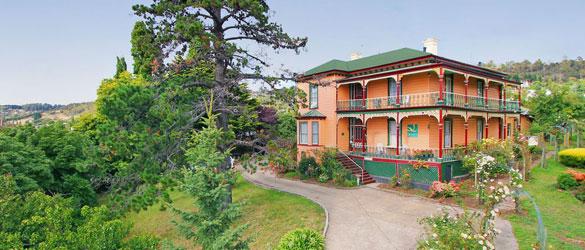 Luxury Bed and Breakfasts Tasmnaia - Edenolme Grange