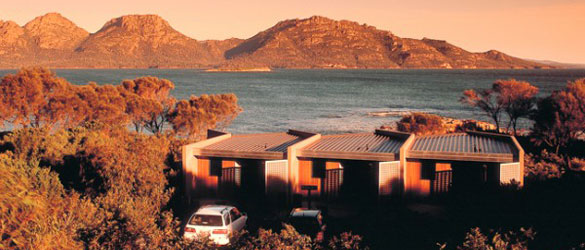Luxury Resorts Tasmania - Edge of the Bay Resort