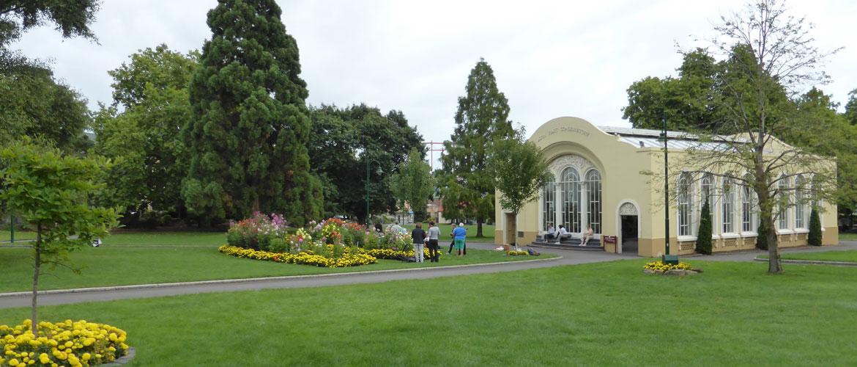 City Park Launceston