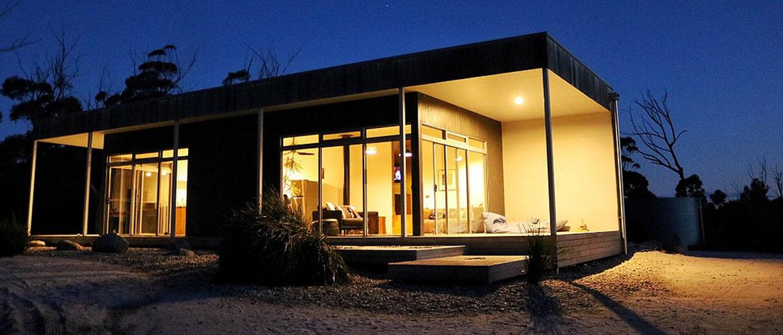 Aplite House - Eco Luxury Accommodation